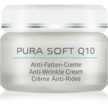 ANNEMARIE BÖRLIND Pura Soft Q10 hidratáló ránctalanító..