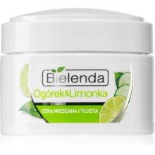 Bielenda Cucumber&Lime crema idratante opacizzante per..