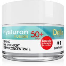 Delia Cosmetics Hyaluron Fusion 50+ feszesítő ránctalanító..