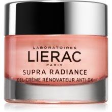 Lierac Supra Radiance възобновяващ гел-крем против бръчки..