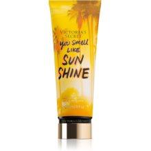 Victoria Secret You Smell Like Sunshine