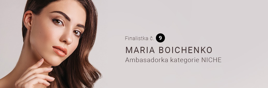 Miss Notino Maria Boichenko