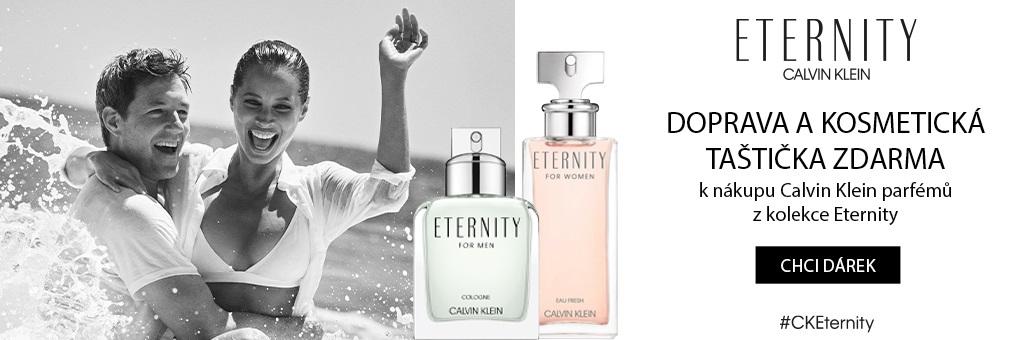 Calvin Klein Eternity Eau Fresh Parfémovaná voda pro ženy & Eternity for Men Cologne toaletní voda pro muže