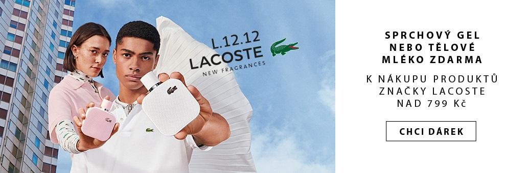Lacoste L.12.12 Blanc + Rose 2021