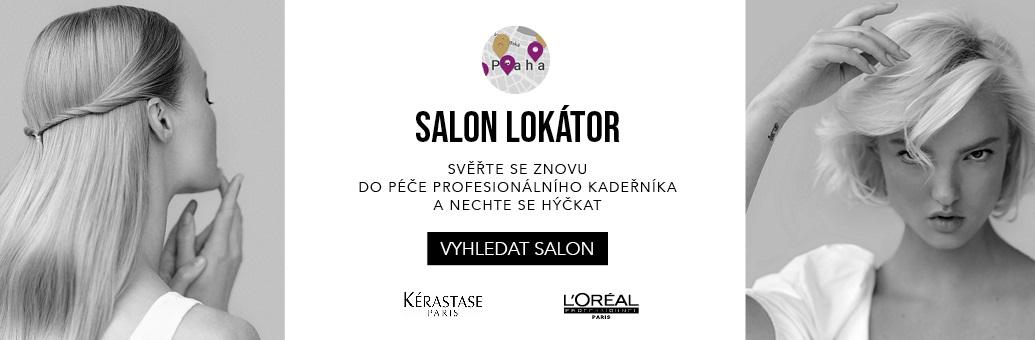 Salon Locator SP