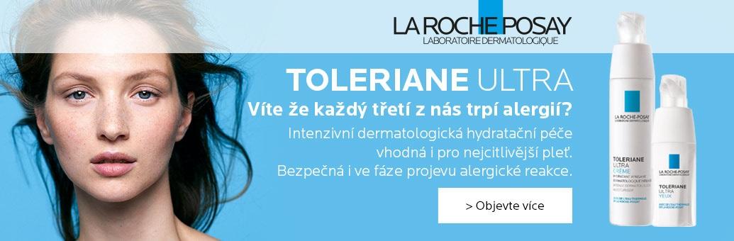 La Roche-Posay Toleriane obecný 2020