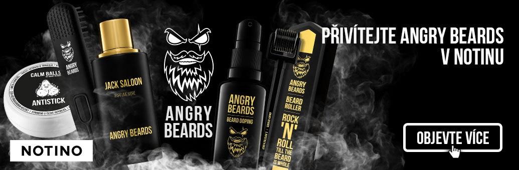 Angry Beards SP}