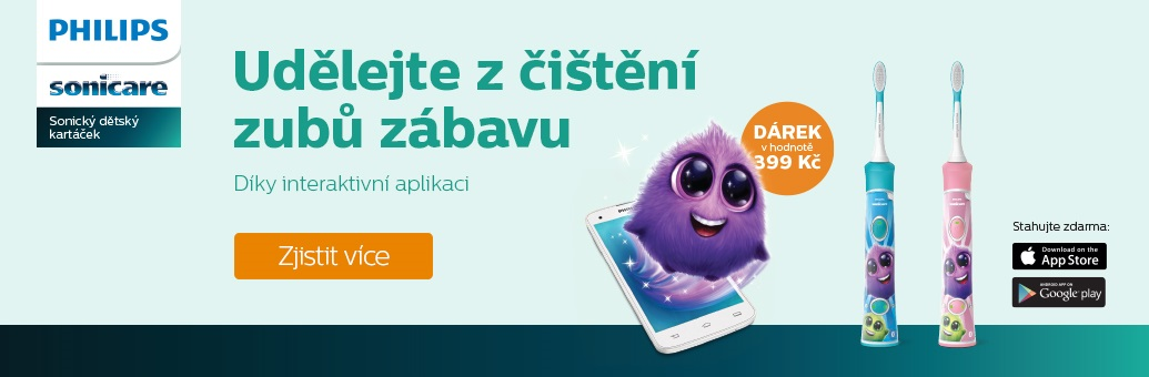 Philips W21 Sonicare for kids