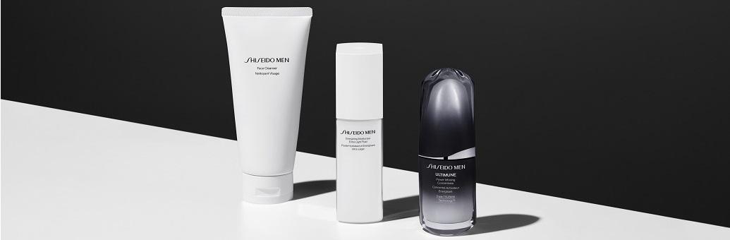 Shiseido Men Routine   Products