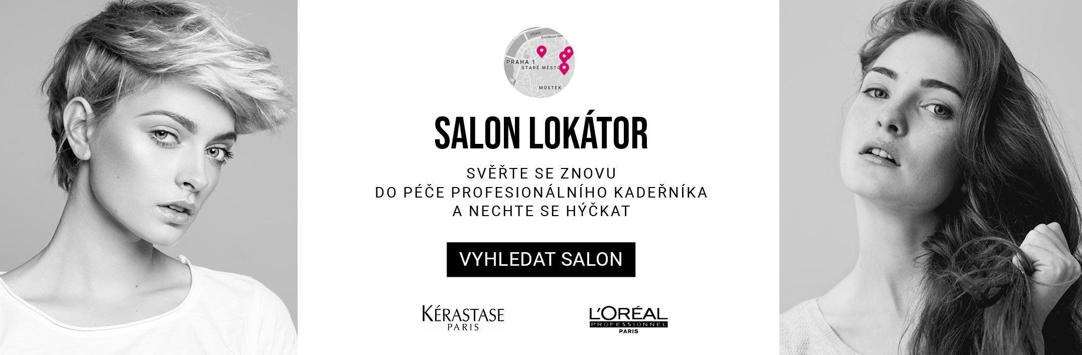 Salon Lokator - znovuotvorenie salonov