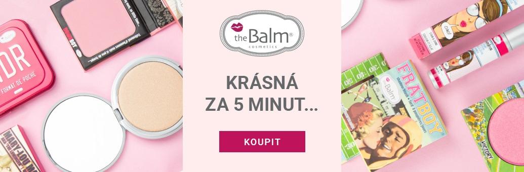 theBalm skin banner