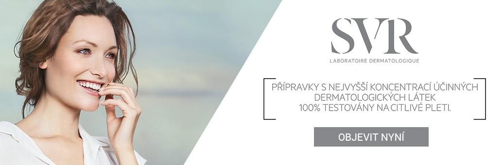 SVR brand banner