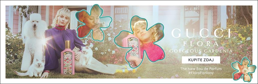 Gucci Flora Gorgeous Gardenia EDP}