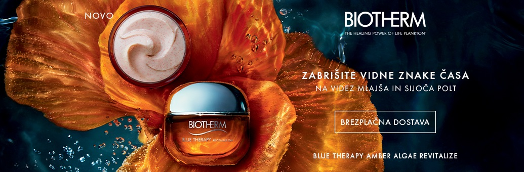 Biotherm Blue Therapy Amber Algae Revitalize