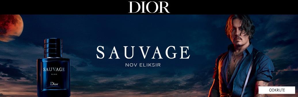 DIOR Sauvage Elixir parfumski ekstrakt za moške}