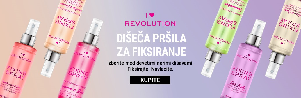 I Heart Revolution Fixing Spray}