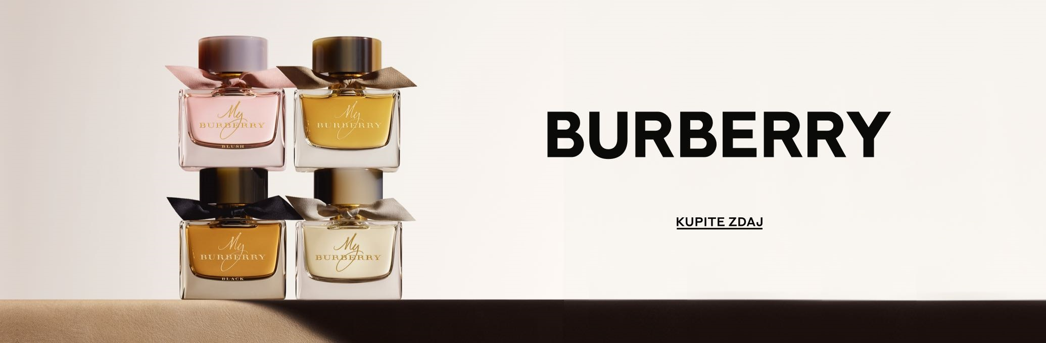 Burberry My Burberry únor 2021