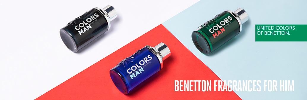 Benetton United Colors Man}