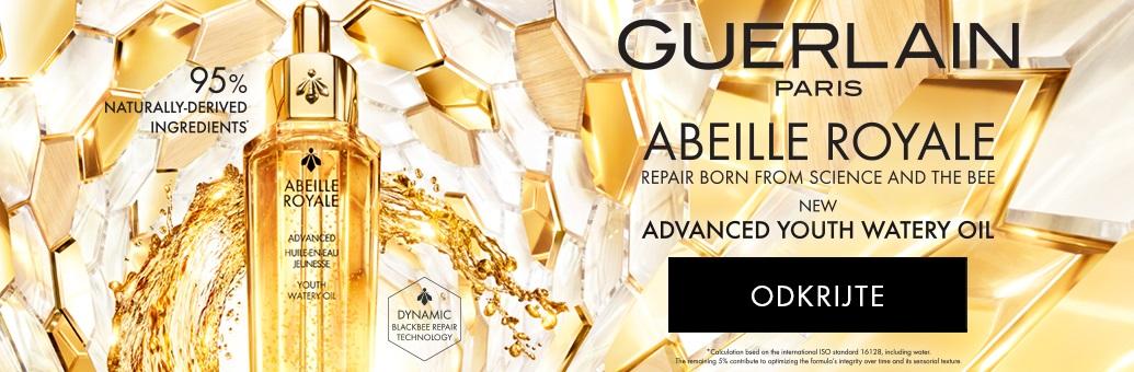 GUERLAIN Abeille Royale Advanced Youth Watery Oil oljni serum za posvetlitev in zgladitev kože}