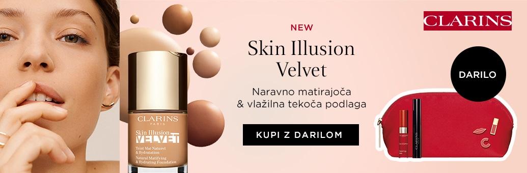 Clarins Velvet make-up W43
