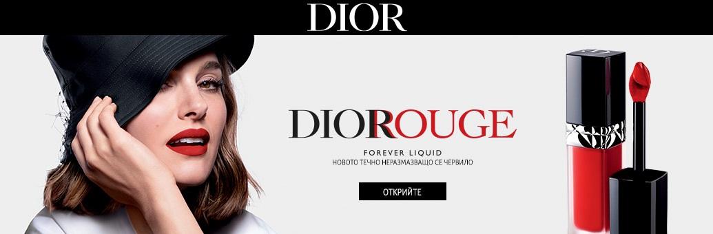 DIOR Rouge Dior Forever Liquid матиращо течно червило