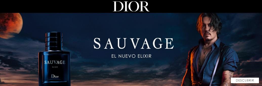 DIOR Sauvage Elixir extracto de perfume para hombre}