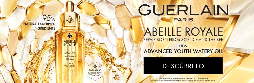 GUERLAIN Abeille Royale Advanced Youth Watery Oil serum-aceite para iluminar y alisar la piel}