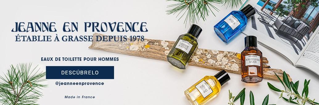Jeanne en Provence Men