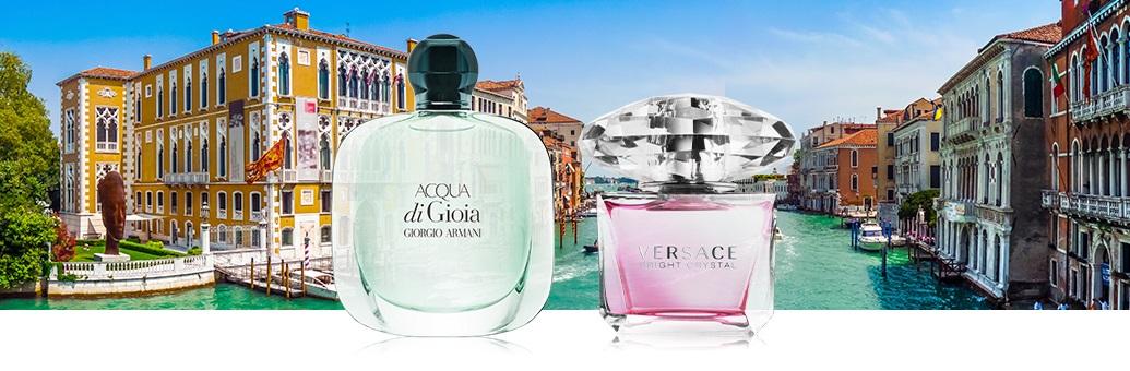 Perfumes italianos