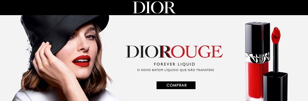 DIOR Rouge Dior Forever Liquid batom líquido com efeito mate