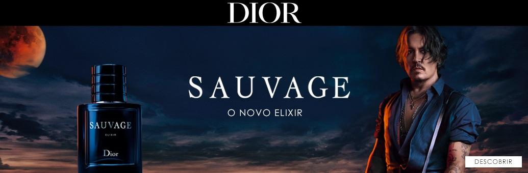 DIOR Sauvage Elixir extrato de perfume para homens