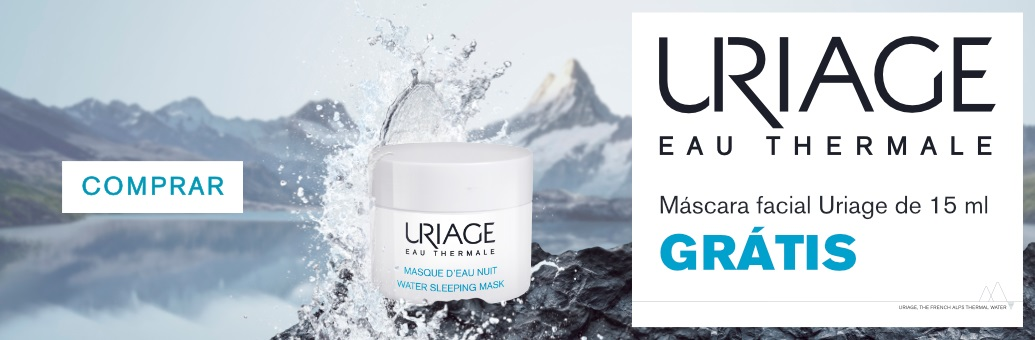 Uriage Water Sleeping Mask GWP