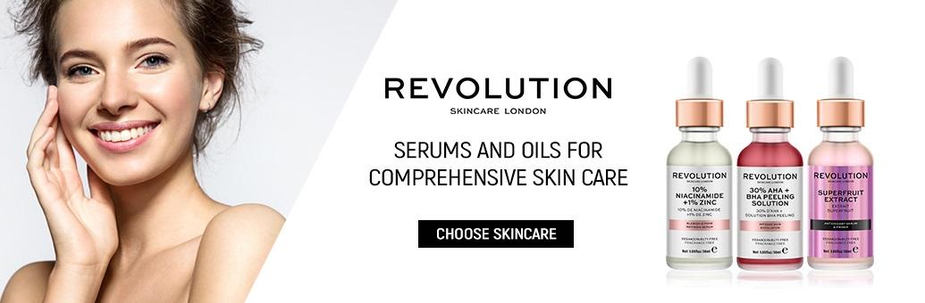 Revolution Skincare Sera a oleje}