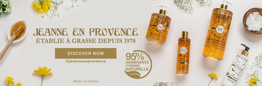 Jeanne en Provence}