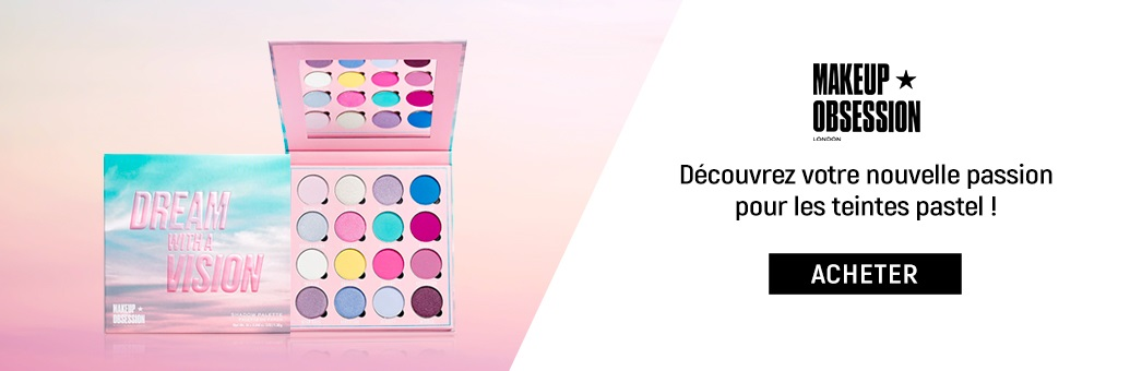 Makeup Obsession Paletka Dream