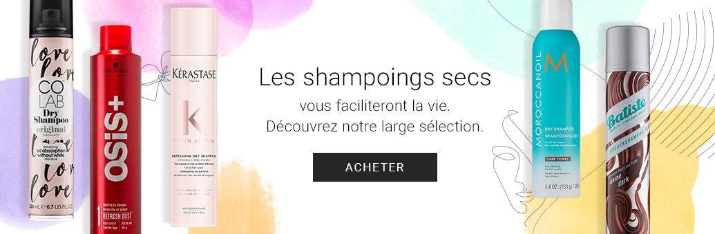 2021 dry shampoo