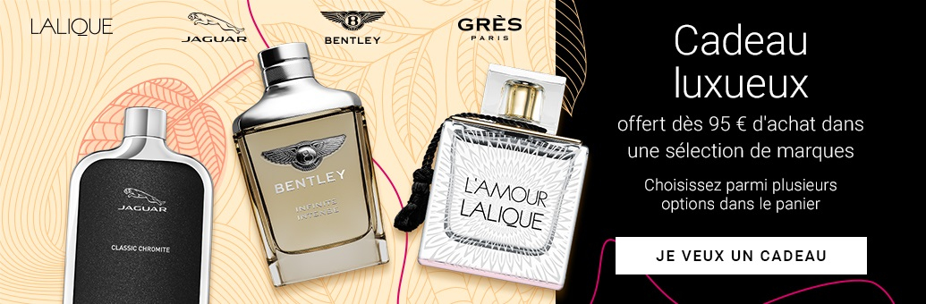 Lalique - Bentley - Jaguar - Gres