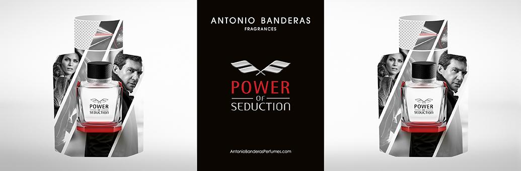 Antonio Banderas Power of Seduction}
