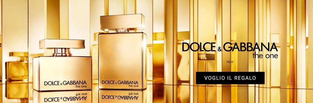 Dolce&Gabbana The One Gold }