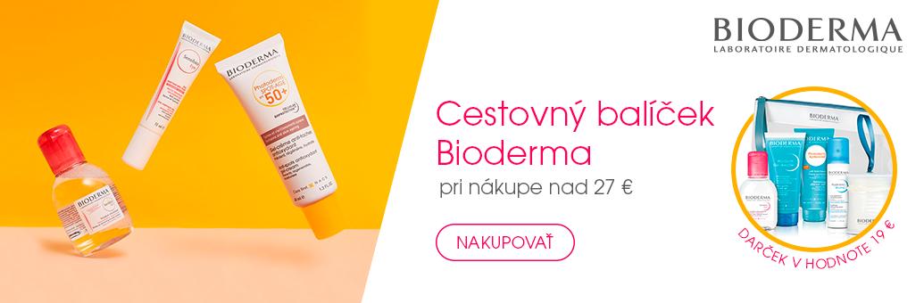 Bioderma kosmetická taštička