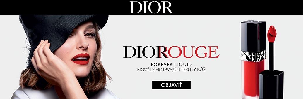 DIOR Rouge Dior Forever Liquid matný tekutý rúž