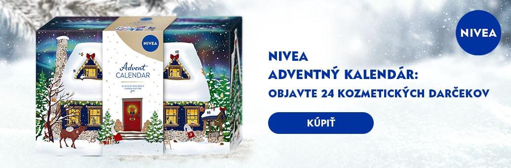 Nivea_adventní kalendář 2021 }