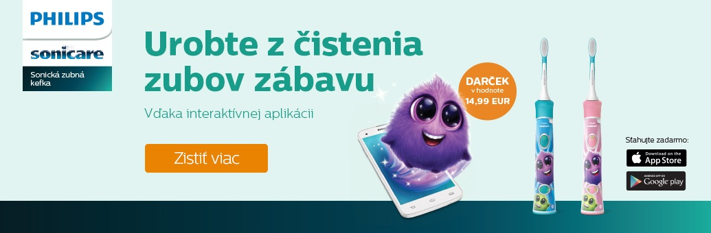 W21 Philips Sonicare for kids
