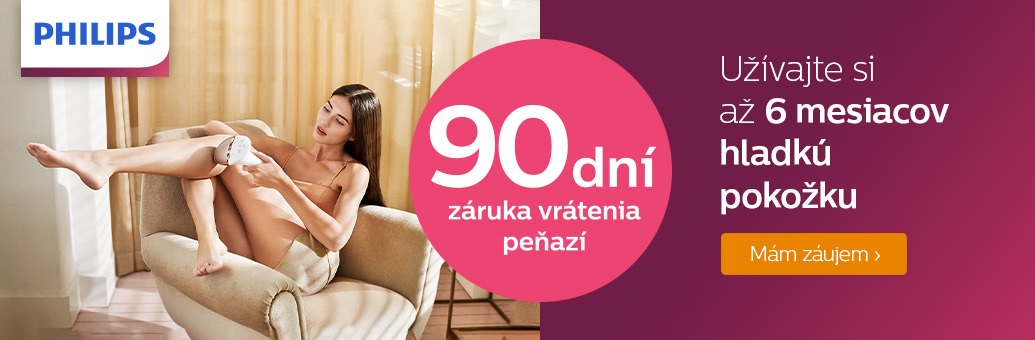 Philips Lumea Money Back 2021