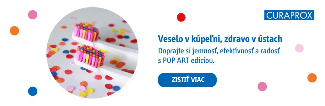Curaprox Pop Art Limitka