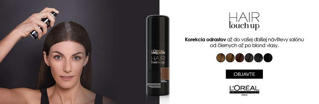 Loreal Pro Hair Touch Up HOME