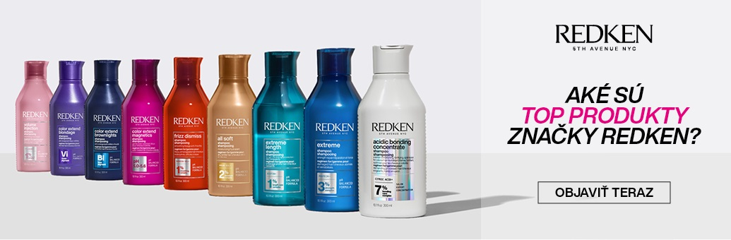 Redken top 10 brand page