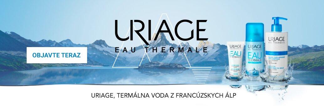 Uriage obecný banner