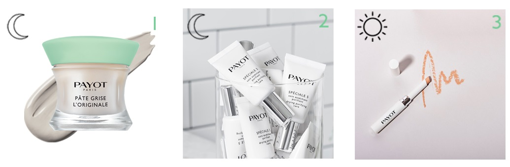 Payot Routines Pate Grise