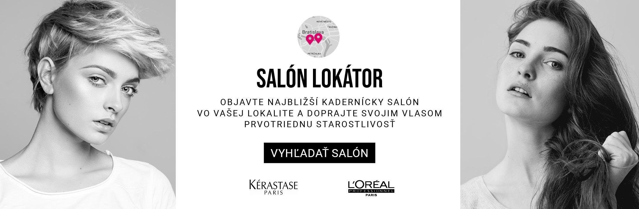 Salon Locator
